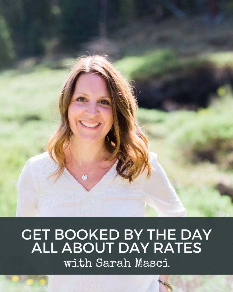 Day Rates for Digital Media Marketing VAs with Sarah Masci of Bracken House Branding for Emily Reagan PR