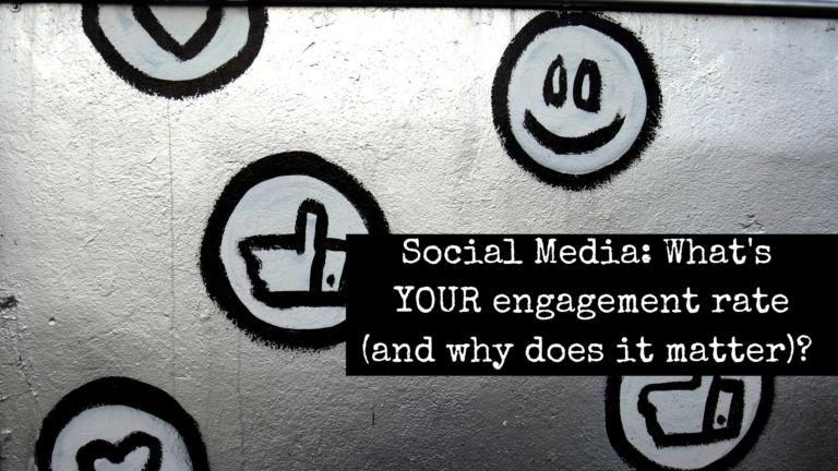 Social Media Engagement Rate by Emily Reagan PR
