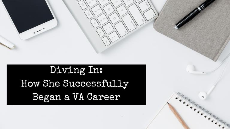 Diving In VA Crash Course Graduate Success by Emily Reagan PR