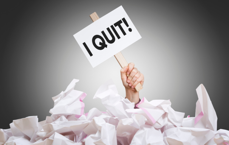 Knowing When It's Time to Quit Your VA Client by Emily Reagan PR