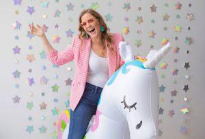 Emily Reagan Rainbow Unicorn VA Course- Working Online as a Virtual Assistant