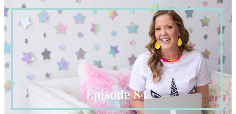 Why moms make the best virtual assistants and service providers episode 84 of the Unicorns Unite podcast with Emily Reagan